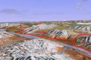 3D Flyover: Denali National Park