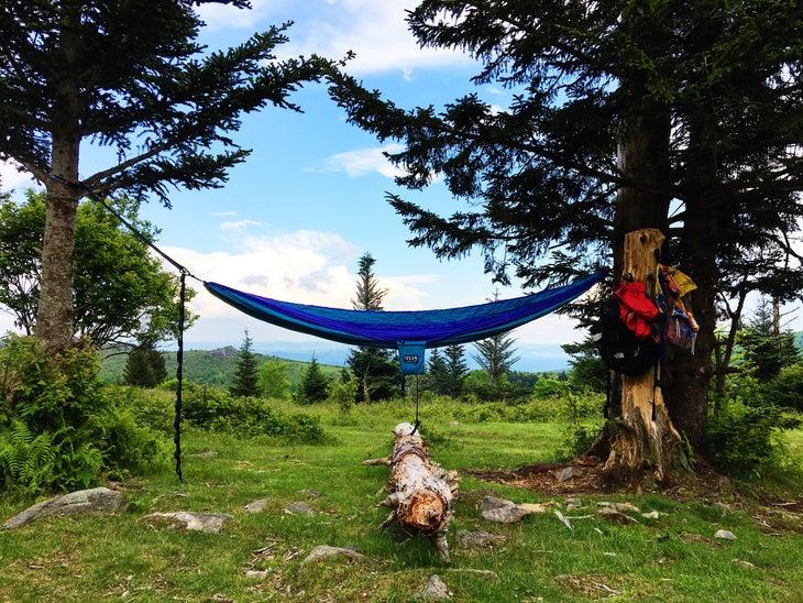 Appalachian Trail Hammock