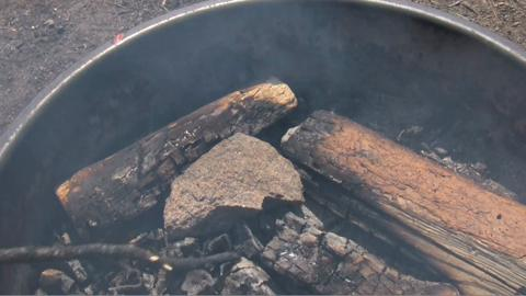 Trail Chef: How To Cook A Fish…On A Rock!