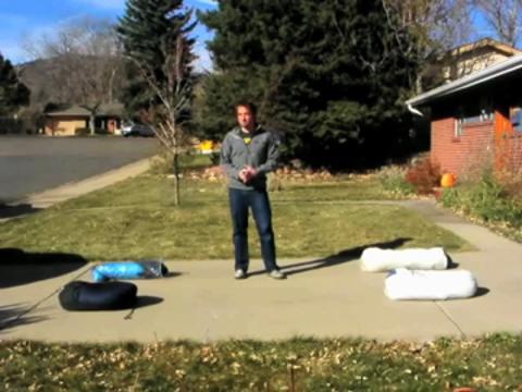 Gear Lab: Sleeping Bag Torture Test