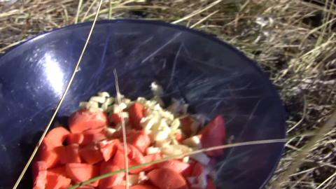 Trail Chef: Backcountry Spicy Pad Thai