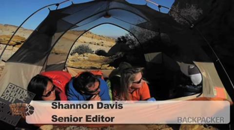 Editors' Choice 2011: Big Agnes Copper Spur UL4 Tent