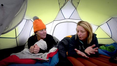 Winter Skills: Camp Comfort Tips