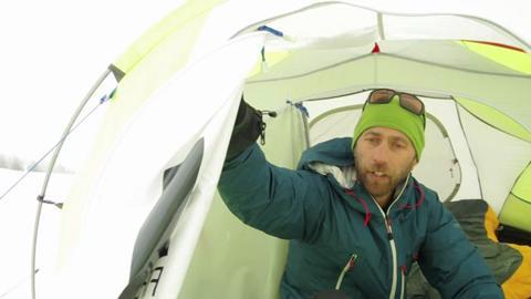 Editors' Choice Snow Award 2012: First Ascent Katabatic Tent
