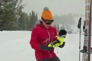 Editors' Choice Snow Award 2012: Scarpa Alien Boot