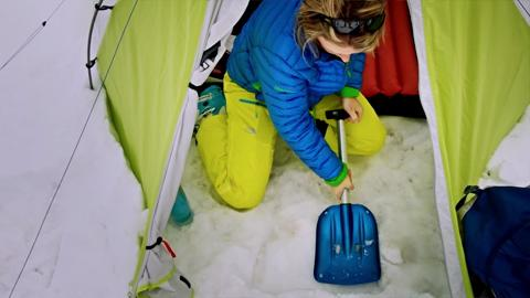 Winter Skills: Learn to Safely Cook in a Tent Vestibule