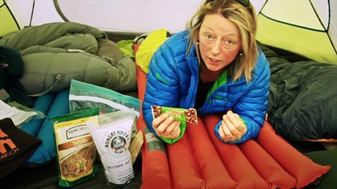 Winter Skills: Tips for Packing Camp Food