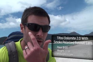 Gear Review: Tifosi Dolomite 2.0 With Smoke Polarized Fototec Lens Sunglasses