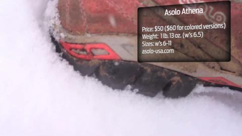 Gear Review: Asolo Athena Hiking Boot