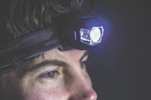 Gear Review: Black Diamond Equipment ReVolt Headlamp