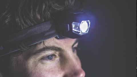 Gear Review: Black Diamond Equipment ReVolt Headlamp