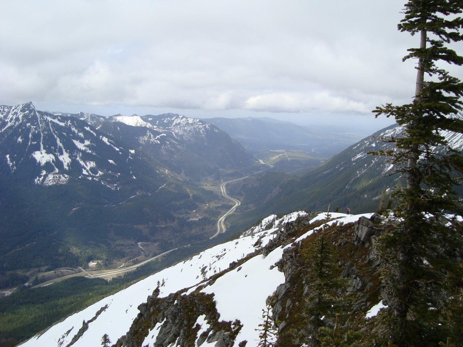 Backpacking in Glacier National Park