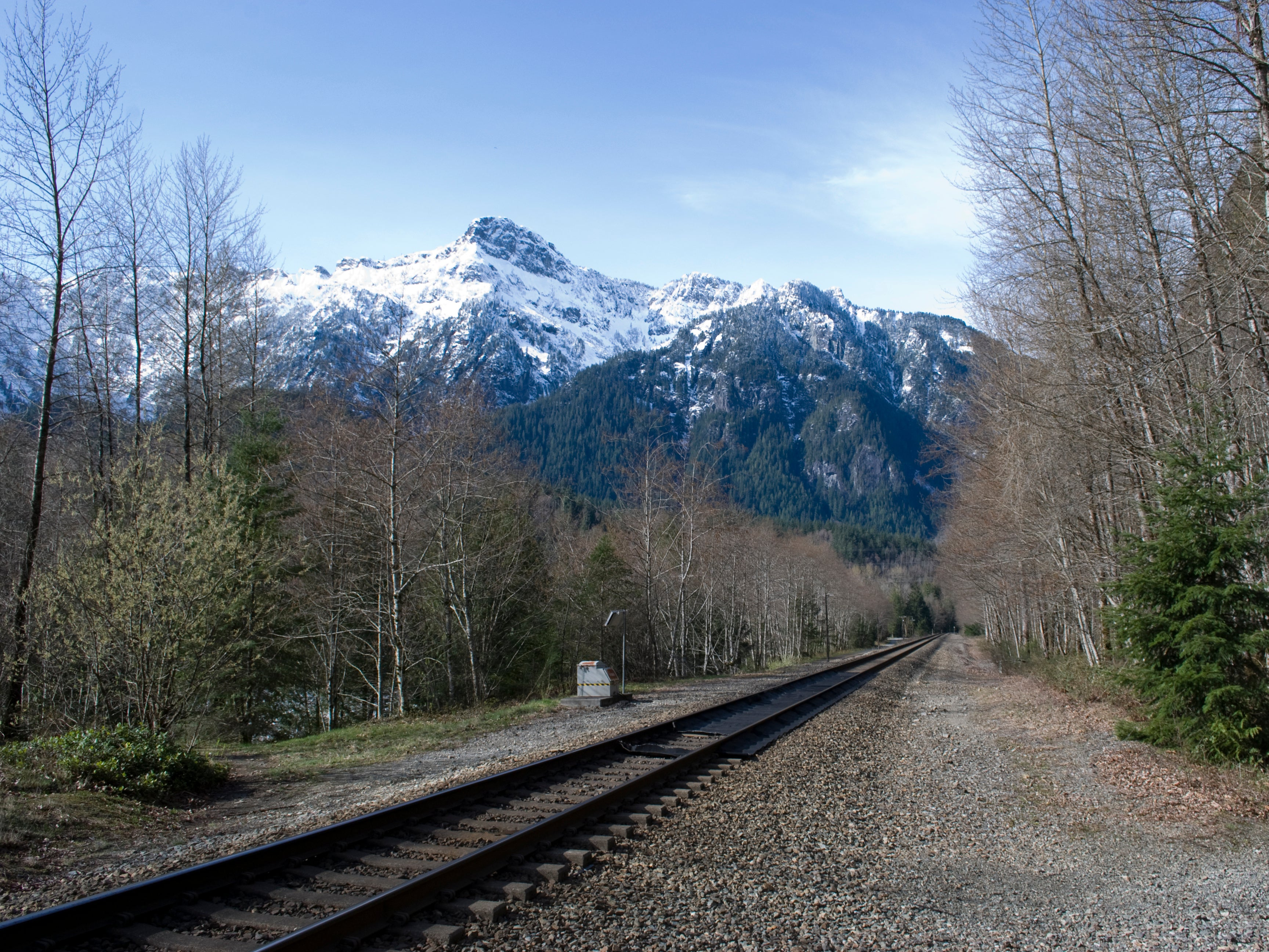 100 days outdoors - week 4 - montana - rock rappel