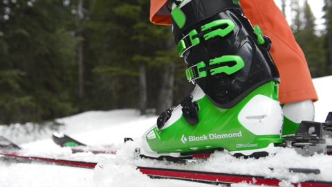 Gear Review Black Diamond Factor MX Ski Boots
