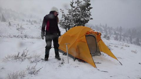 Gear Review: EMS Traverse Tent
