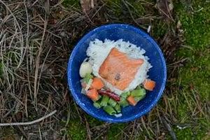 Make Salmon Curry