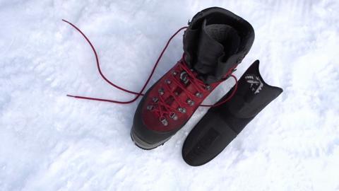 Editors' Choice Snow: Hanwag Omega GTX Mountaineering Boot