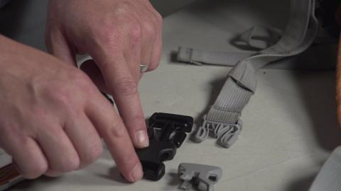 Fix It: Repair a Broken Pack Buckle