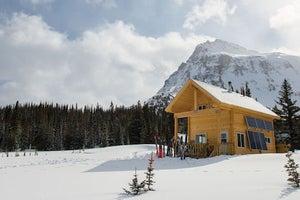 Labor of Love: British Columbia's Mallard Mountain Lodge