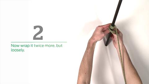 Knot School: How to Tie a Backpacker Hitch