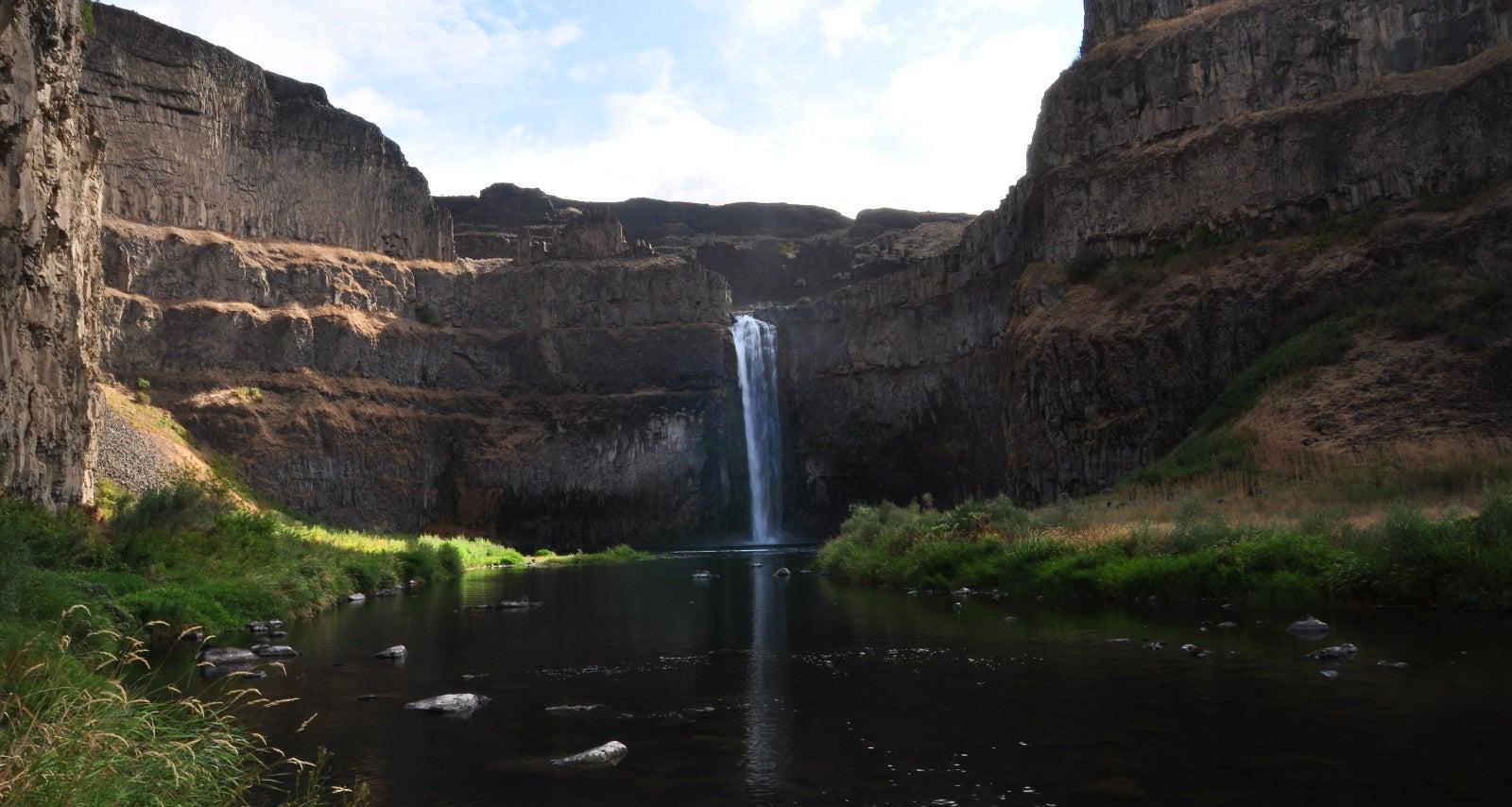 100 days outdoors: week one in Idaho