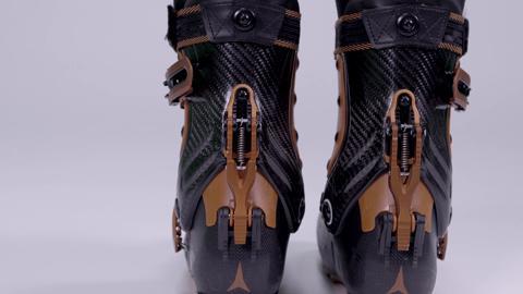 Editors' Choice Snow 2015: Atomic Backland Carbon Ski Boot