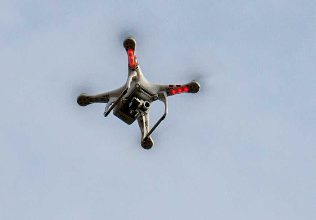 DJI Drones drone image