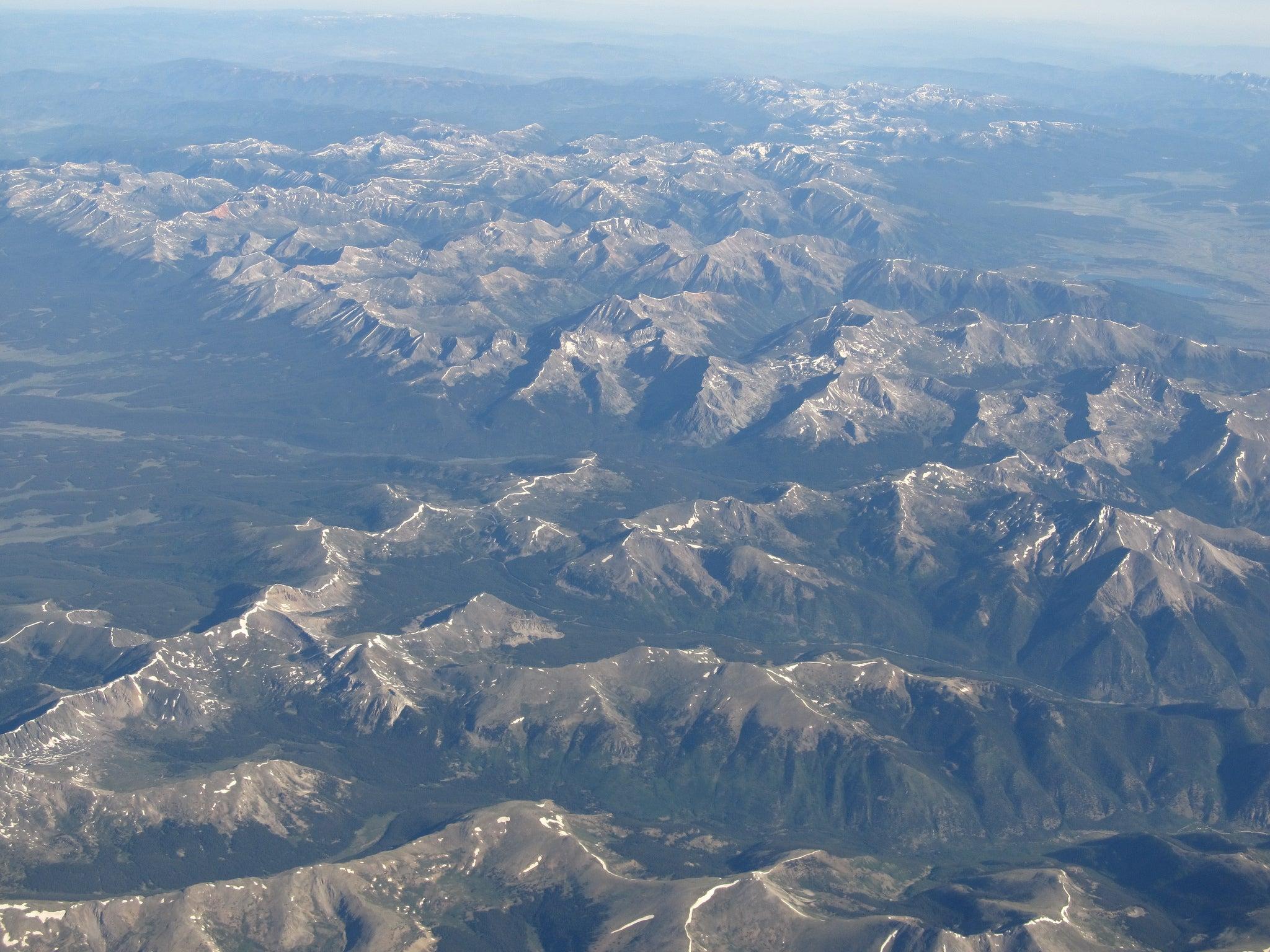 Wildest hikes Gannett Peak, WY