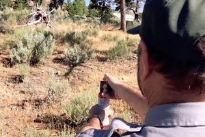 Watch: Learn How to Use Bear Spray