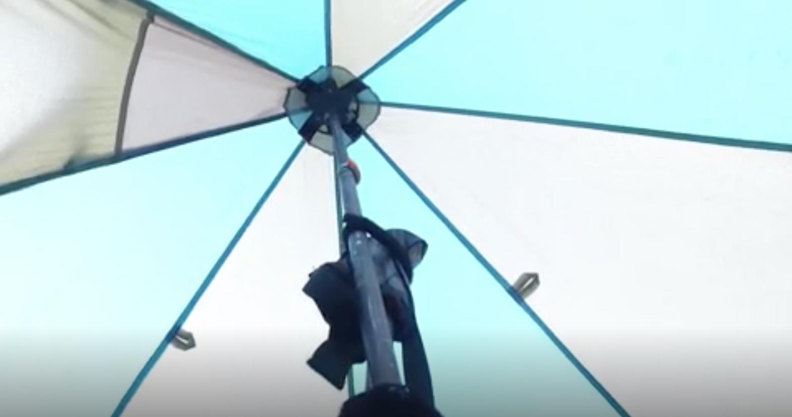 The Best Gear of Winter 2017-2018: Black Diamond Mega Light Tent
