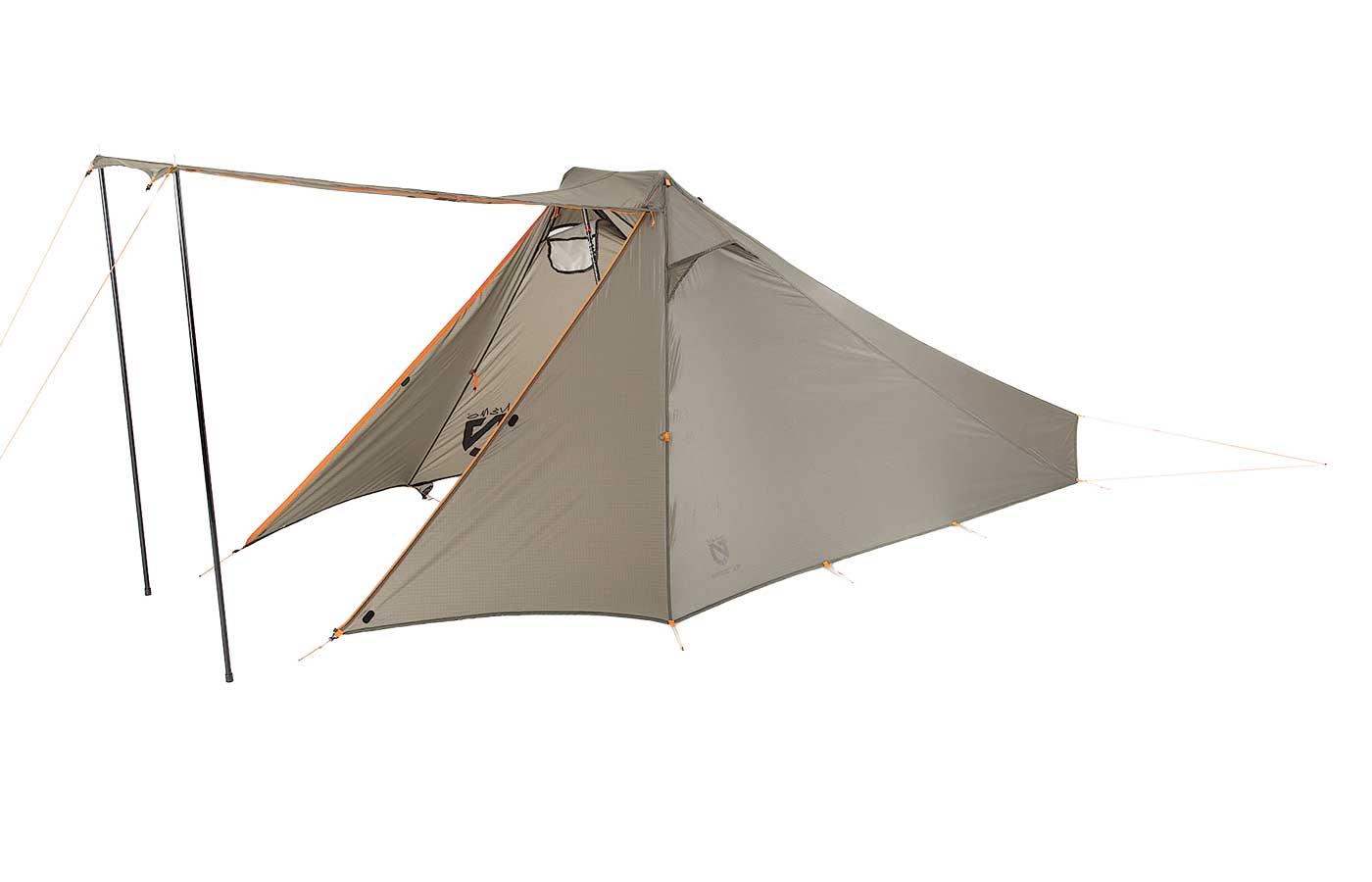 best ultralight tent NEMO Spike 2P