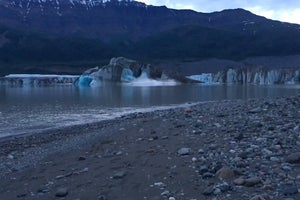 Watch: Glacier Calves in Wrangell-St. Elias National Park and Preserve, Alaska