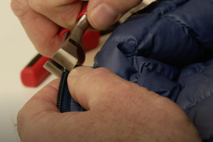 How to Repair a Zipper On Your Jacket