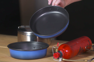 BACKCOUNTRY KITCHEN – GEAR SELECTION
