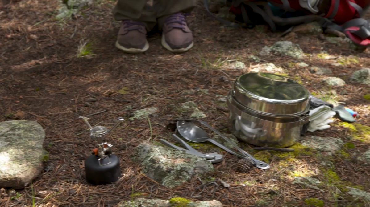 BACKCOUNTRY KITCHEN – KITCHEN PREP