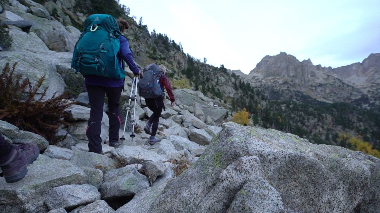 Alpine Fitness: Carry a Heavy Pack