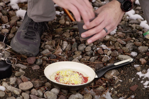How to Make Pizza in the Backcountry