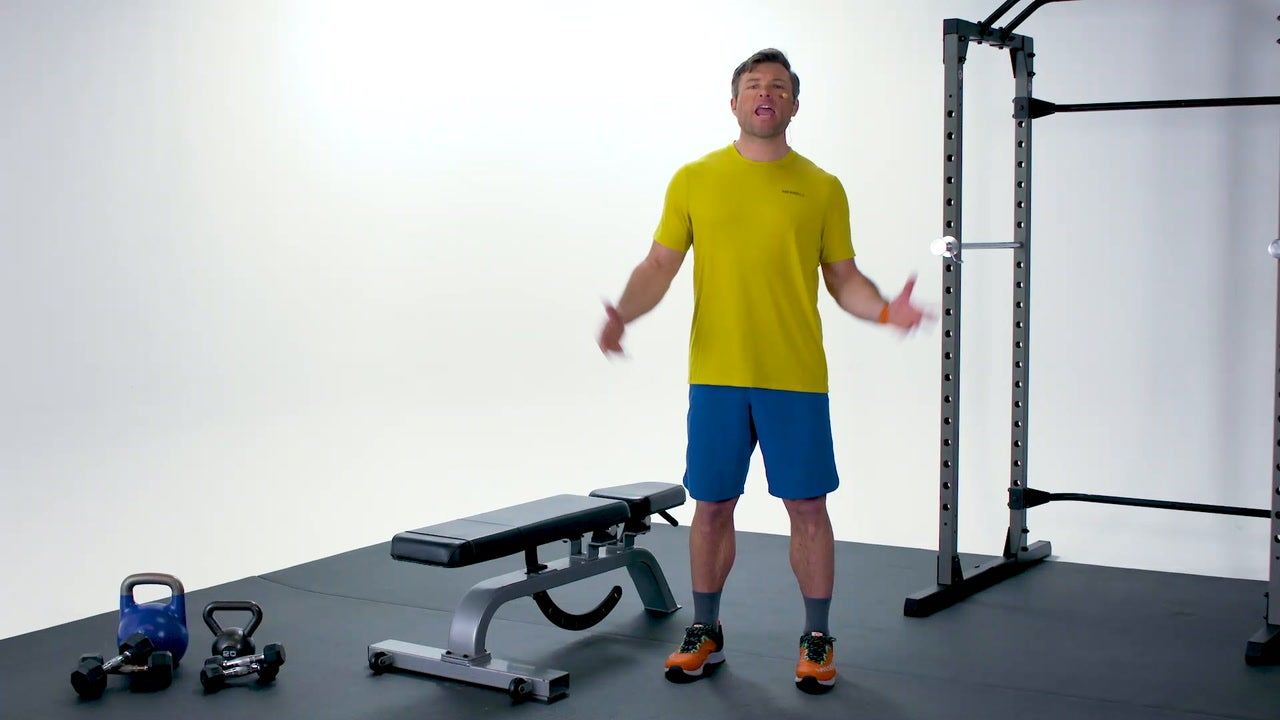 Save Your Knees: Rear Foot Elevated Split Squat