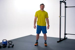 Save your Back: One Legged Romanian Deadlift