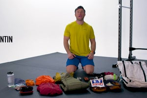 What's in Mountain Guide Jason Antin's Pack