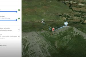 How To Plan a Hike Using Gaia GPS