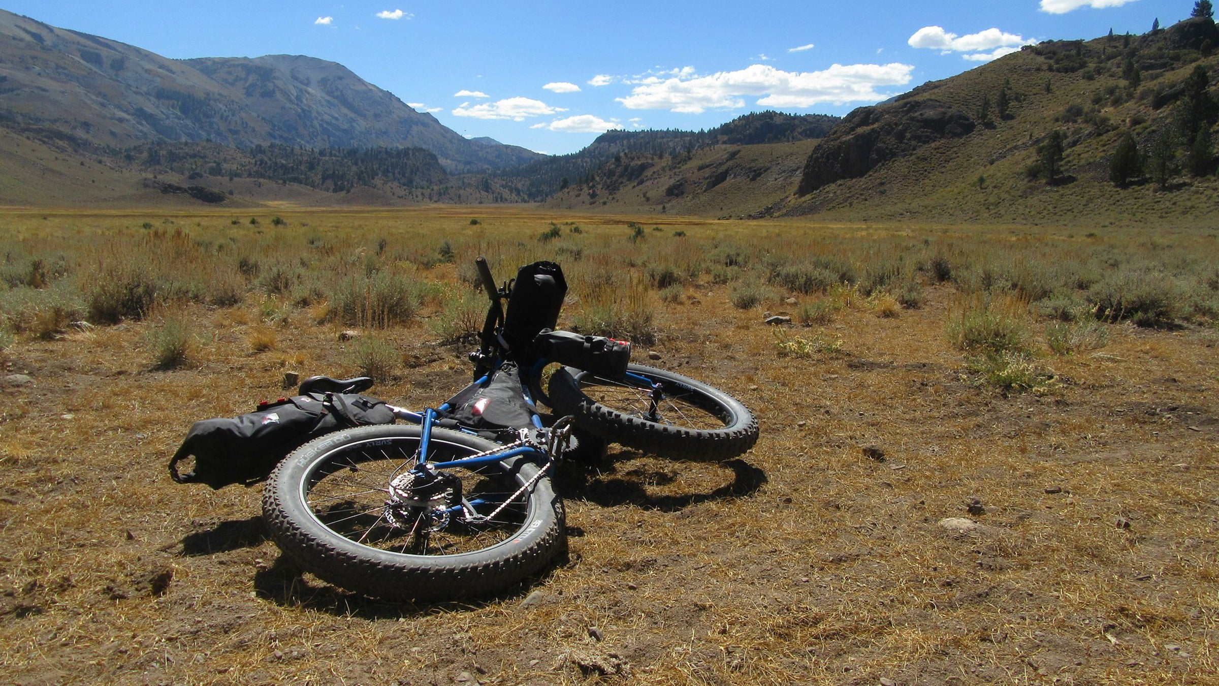 The Essential Gear for Bikepacking